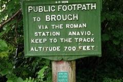 footpath-sign